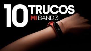 10 trucos INCREÍBLES para tu Mi Band 3 | Tips & Tricks