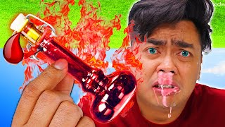 World's 7th HOTTEST One Hot Sauce - Challenge (Severity Lvl: 800,000)