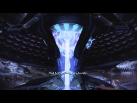 Mass Effect 3 Ultimate Ending - Shepard Survives!