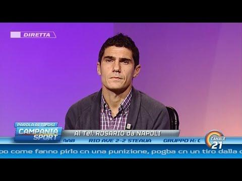 Campania Sport (parola ai tifosi) post Napoli-Young Boys 3-0 - Canale 21 06/11/14