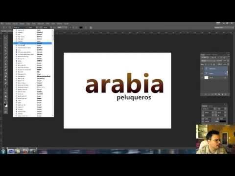 Cómo hacer un logotipo con Photoshop en 5 minutos