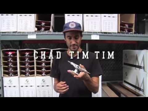 Silver Trucks - L-Class Chad TimTim