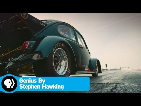 GENIUS BY STEPHEN HAWKING | Drag Racing to Explore the Doppler Effect | PBS
