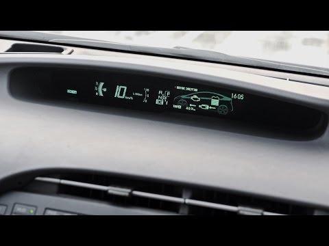 Обзор Toyota Prius, часть 2