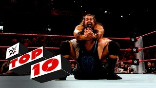 Top 10 Raw Momente: WWE Top 10, 12. Sept. 2016
