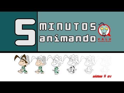 Como fazer desenhos Animados - video 1