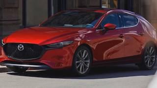 2019 Mazda 3  - cutting-edge style and future technologies