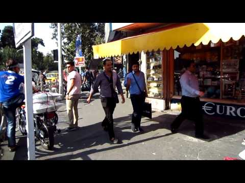 Central Tehran Street Scenes | Travel to Iran 2012 | Go Backpacking | Trip to Persia