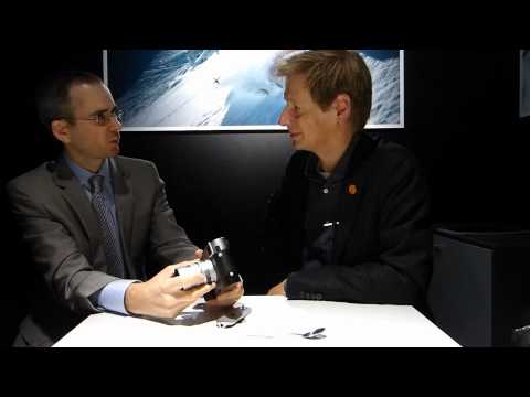 Photokina 2012 - Red Dot Forum Interview with Jesko von Oeynhausen