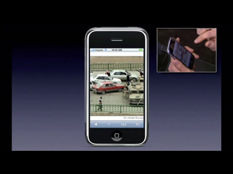 Steve Jobs iPhone 2007 Presentation (Full HD)