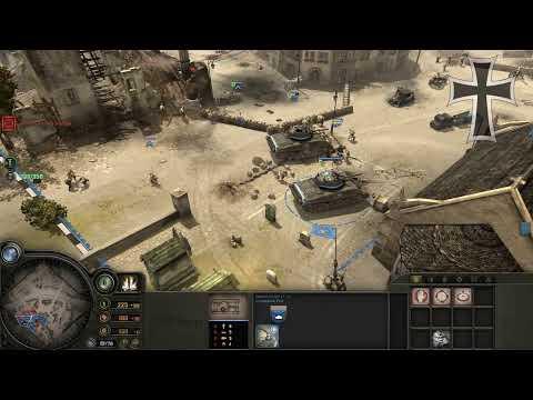 Company of Heroes - Batalla de Normandía - Misión 4: