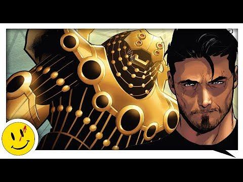 [ПЕРЕЗАЛИВ] Самая сильная броня Старка: Убийца Богов. Регистратор 451 (Marvel Comics)