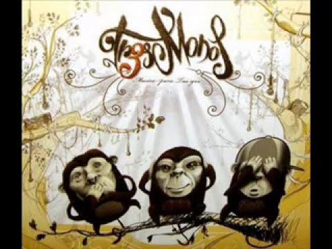 Tres Monos - Familia (Con Rapsusklei)