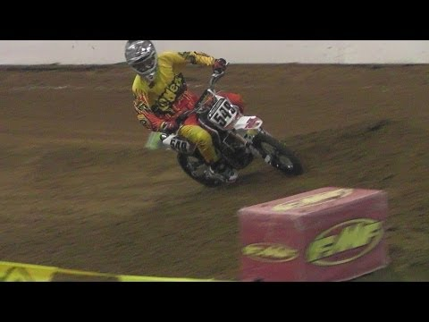 Pro Pit Bike Racing - American Arenacross Series - Jackson, MO