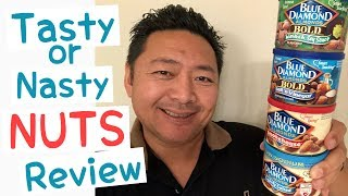 Rambling with Phil - Flavored Blue Diamond Almonds Review