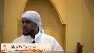 || Islam rejects all forms of Terrorism || Imam ahmedulhadi Sharif||