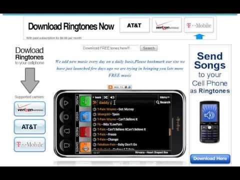 Download Free Hip Hop Ringtones