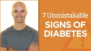 7 Unmistakable Signs of Diabetes