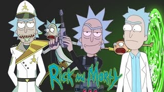 Rick And Morty Inicio Temporada 3 #PhilElMago