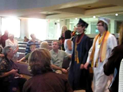 Capistrano Valley Christian School Graduation (Class of 2009)