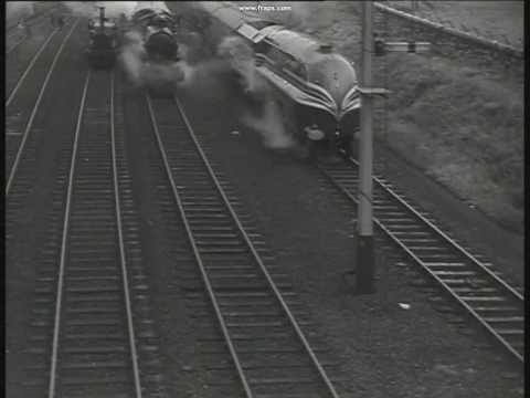 The 1937 Coronation Scot record run