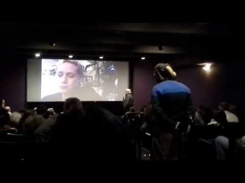 Gwendoline Christie - Game of Thrones Jean Cocteau Cinema LIVE 03.03.2014