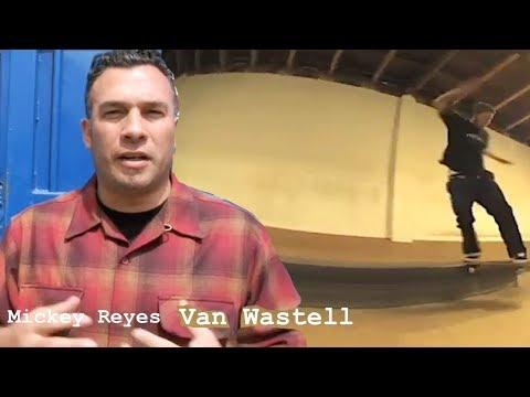 Mickey Reyes Top 5 Deluxe Riders Missed Van Wastell