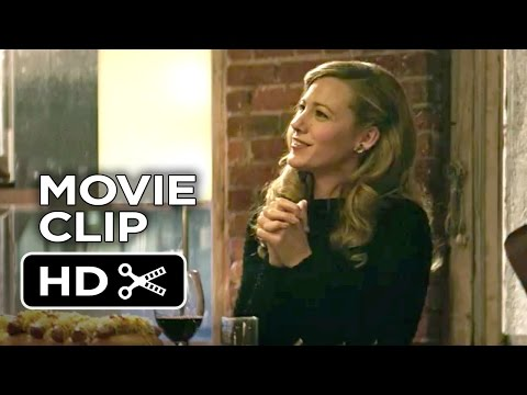 The Age of Adaline Movie CLIP - First Dates (2015) - Blake Lively, Harrison Ford Movie HD