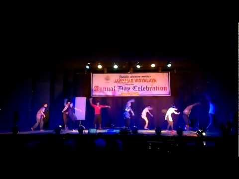 Jawahar Vidyalaya High School - Annual Day 2012 - Dance - Ek...