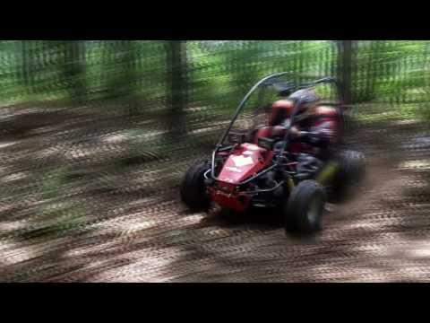 Carbide Go Kart 150 cc Track