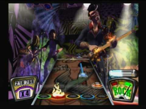 Hangar 18 100% Guitar Hero 2 Expert 490.9k PS2