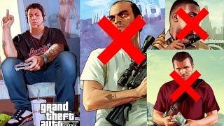 GTA 5 Trevor Kills Michael And Franklin Jimmy Kills Trevor