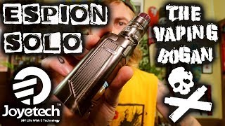 Espion Solo Kit | Joyetech | Very Compact 21700 Mod | The Vaping Bogan