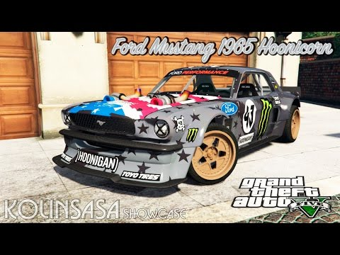 Ford Mustang 1965 Hoonicorn v1.1 [replace]