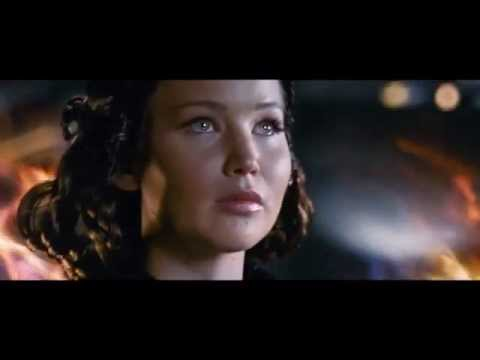 The Hunger Games Music Video: Girl On Fire! For Fozia, Peeta was on fire too... XD