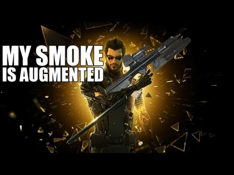 My smoke is AUGmented