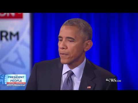 Barack Obama Interview - The President and The People