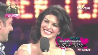Salman Khan Jacqueline Fernandez Kick First Look 2014