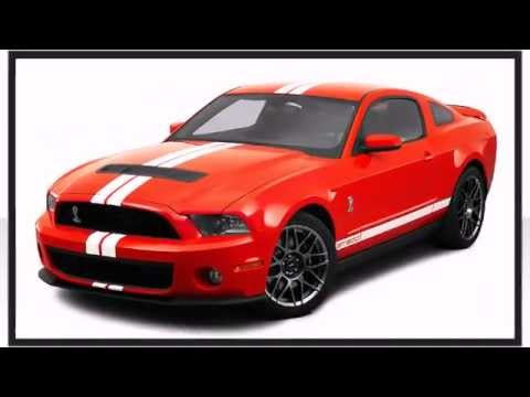 2012 Ford Shelby GT 500 Video
