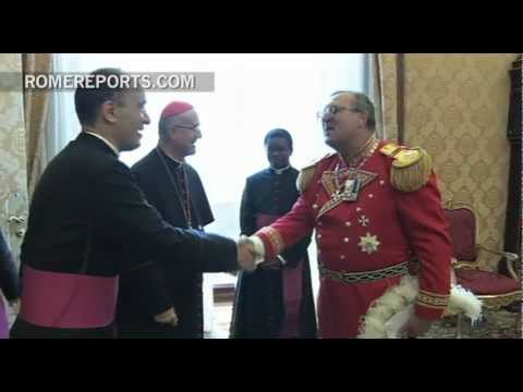 Order of Malta celebrates 900th 'birthday'