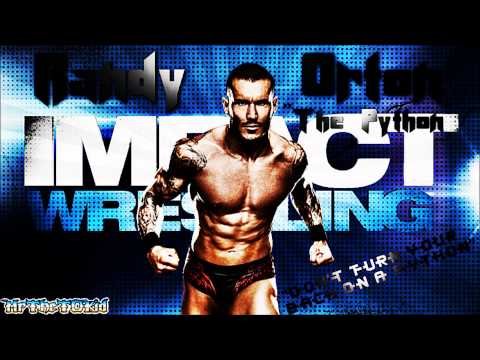 (NEW) 2013: RandyThe PythonOrton 2nd TNA Theme Song ► I Am...