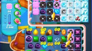 Candy Crush Soda Saga Level 2492