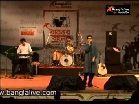 Banglalive presents Raatbhar Bangla Live (Episode - 5) - Anupom Roy