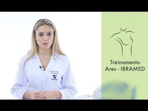 Ares Ibramed Carboxiterapia - Treinamento