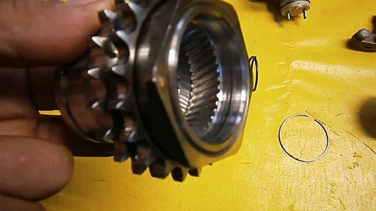 Alfa Romeo 75 TS 2.0 -Variator inlet camshaft tutorial - YouTube