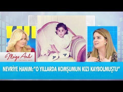 """Nevriye Hanım:""""O yıllarda komşumun kızı kaçırıldı"""" - Müge Anlı İle Tatlı Sert 15 Kasım"""