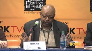 2015 Tucson Festival of Books: Leonard Pitts