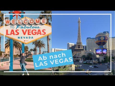 Auf gehts ✈️ von Miami nach Las Vegas | USA Rundreise III