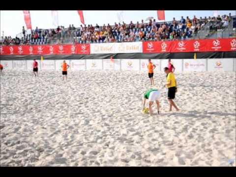 Piłka Nożna Plażowa Women Beach Soccer - Ustka 2014