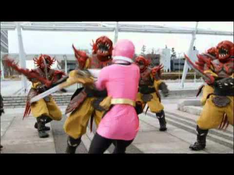Power rangers samurai ranger profile 02 pink ranger youtube - Power ranger samurai rose ...